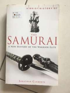 The samurai: a new history of the warrior elite