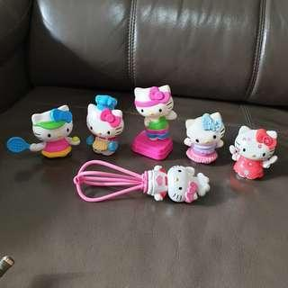 Hello kitty (all for $6)