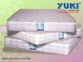 DP0% dan Bunga 0% MC Confort 160x200 Free Ongkir Jabodetabek