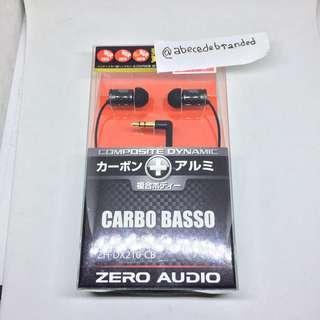 Zero Audio Carbo Basso DX210-CB Single Dynamic Driver