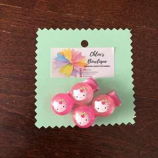 Baby mini hairclip