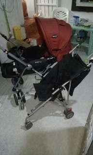 Prelove stroller Two set