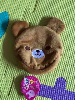 🆕👧🏻 Bear Coin Pouch [FREE MAIL].