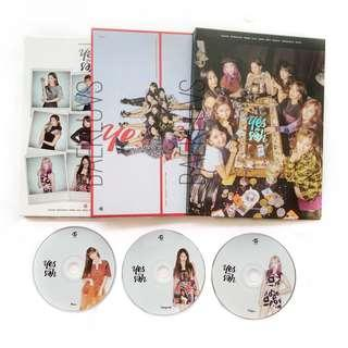 Twice Yes or Yes Official Album