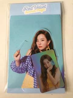 red velvet seulgi summer magic hologram holographic pc