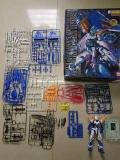 MG Astray Blue Frame 2nd Revise (Half Build)