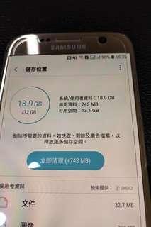 🚚 三星 Samsung S7 32G