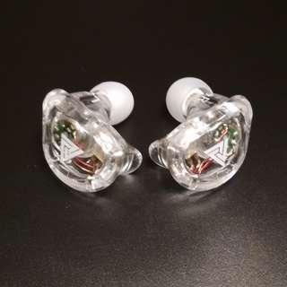 QKZ VK1 Hi Res Audio Earphones + KZ Carrying Case