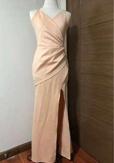 Apartment 8 gown(for rent)