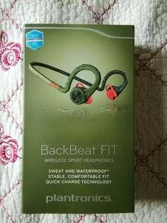 BackBeat FIT Wireless Sport Headphones (Plantronics) - Green