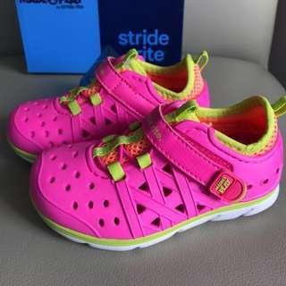 BNWT Stride Rite Toddler Girls Shoes