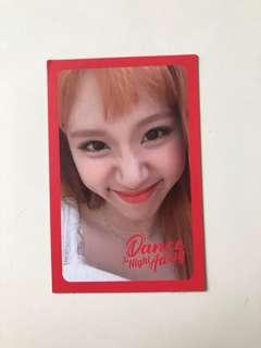twice dance the night away chaeyoung pc