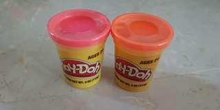 [BN] Play-doh 112g | orange and pink