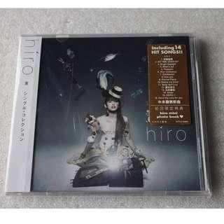 CD。HIRO 寛 。前 SPEED 成員 島袋寛子-SINGLE COLLECTION