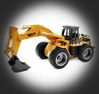 Rc Alloy Rooter Truck
