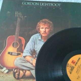 Gordon Lightfoot Sundown vinyl 黑膠碟