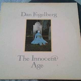 Dan Fogelberg The Innocent Age vinyl  黑膠碟