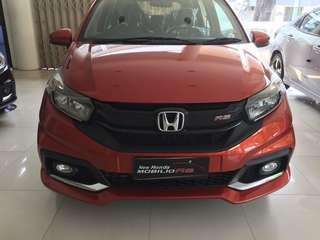 New Honda Mobilio RS CVT Two Tone