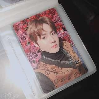 [final wtt] exo dmumt suho moderato photocard