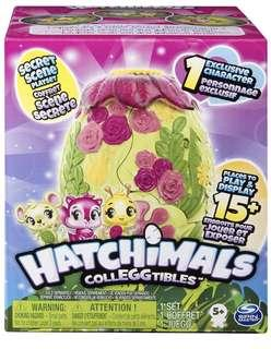 BN Hatchimals Egg Secret Scene Playset