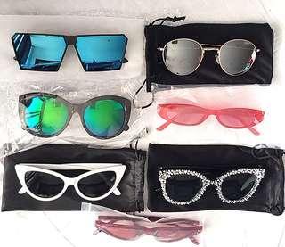 BULK Sunglasses - Brand new