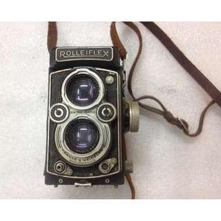 Rolleiflex Vintage Camera from Germany 1955