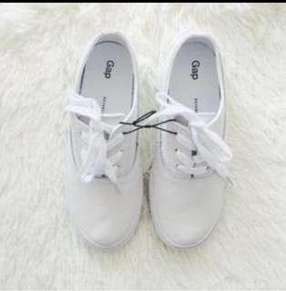 Gap White Sneakers