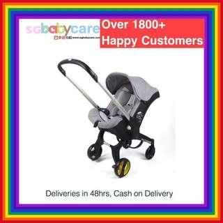 FREE DELIVERY Stroller Convertible to Car Seat
