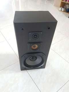 Ultra 3 way speaker (800w)