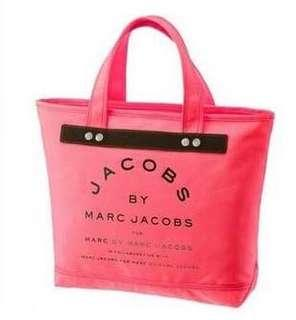Marc by Marc Jacobs Canvas tote bag #消費不浪費
