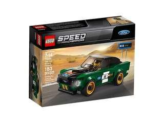 [NEW] Lego 75884 - 1968 Ford Mustang Fastback