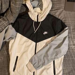 Nike colourblock jacket L