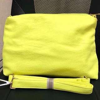 Free gift 🎁 Candy Color Crossbody bag 糖果色鈄揹袋