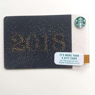 Starbucks card (SG)