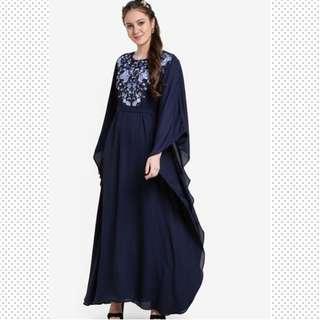 ZALIA KAFTAN DRESS