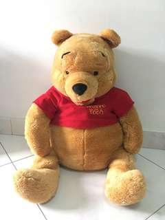 Winnie The Pooh Plush Soft Cuddly Teddy Bear Toy