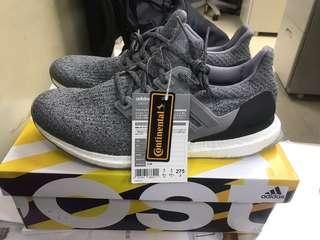 🚚 Adidas ultra boost 3.0 磨砂灰