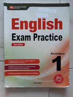 Sec1 English Exam Practice