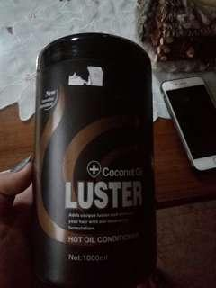 Luster the best hair treatment