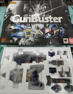 超合金魂 gx34r 飛越顛峰 Gunbuster 9成以上新