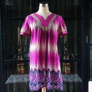 ‼️REDUCED‼️Purple Tribal Dress