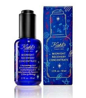 Kiehls Midnight Recovery Concentrate 50ml