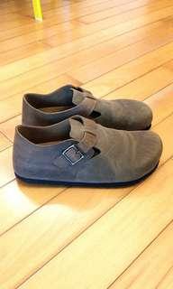 全新,男裝,牛皮悠閒鞋