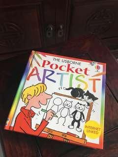 Children's book Pocket Artist