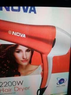 Nova large blow dyer