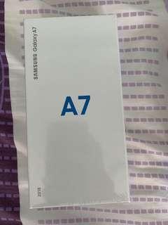 🚚 Samsung A7