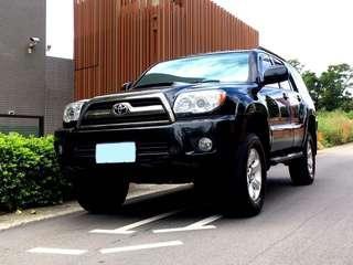 Toyota runner