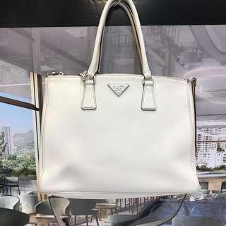 🈹Prada Leather Handbag
