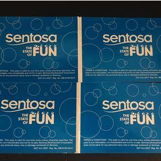 🚚 Sentosa FunPass Play 3