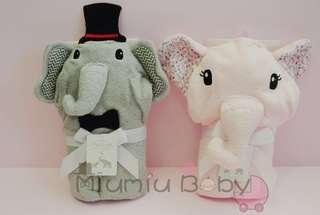 動物浴巾&包巾